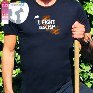 Shirtfoto Fight Racism