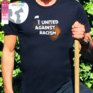 Shirtfoto United against Racism