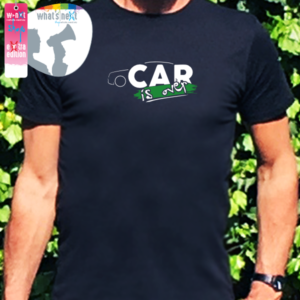 Shirtfoto Car is over