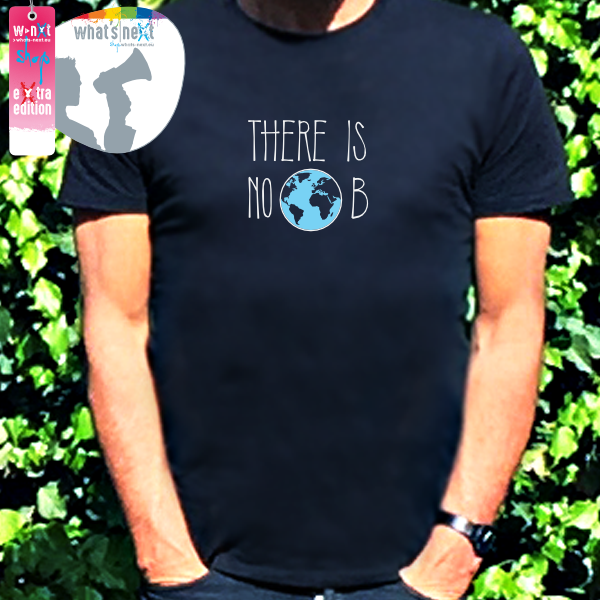 Shirtfoto There is no B
