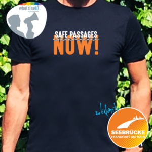 Shirtfoto Safe Passages Now