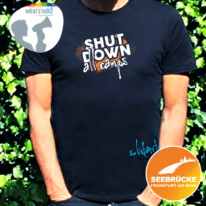 Shirtfoto Shut down all Camps